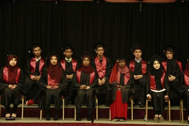 ACA graduating class of 2015