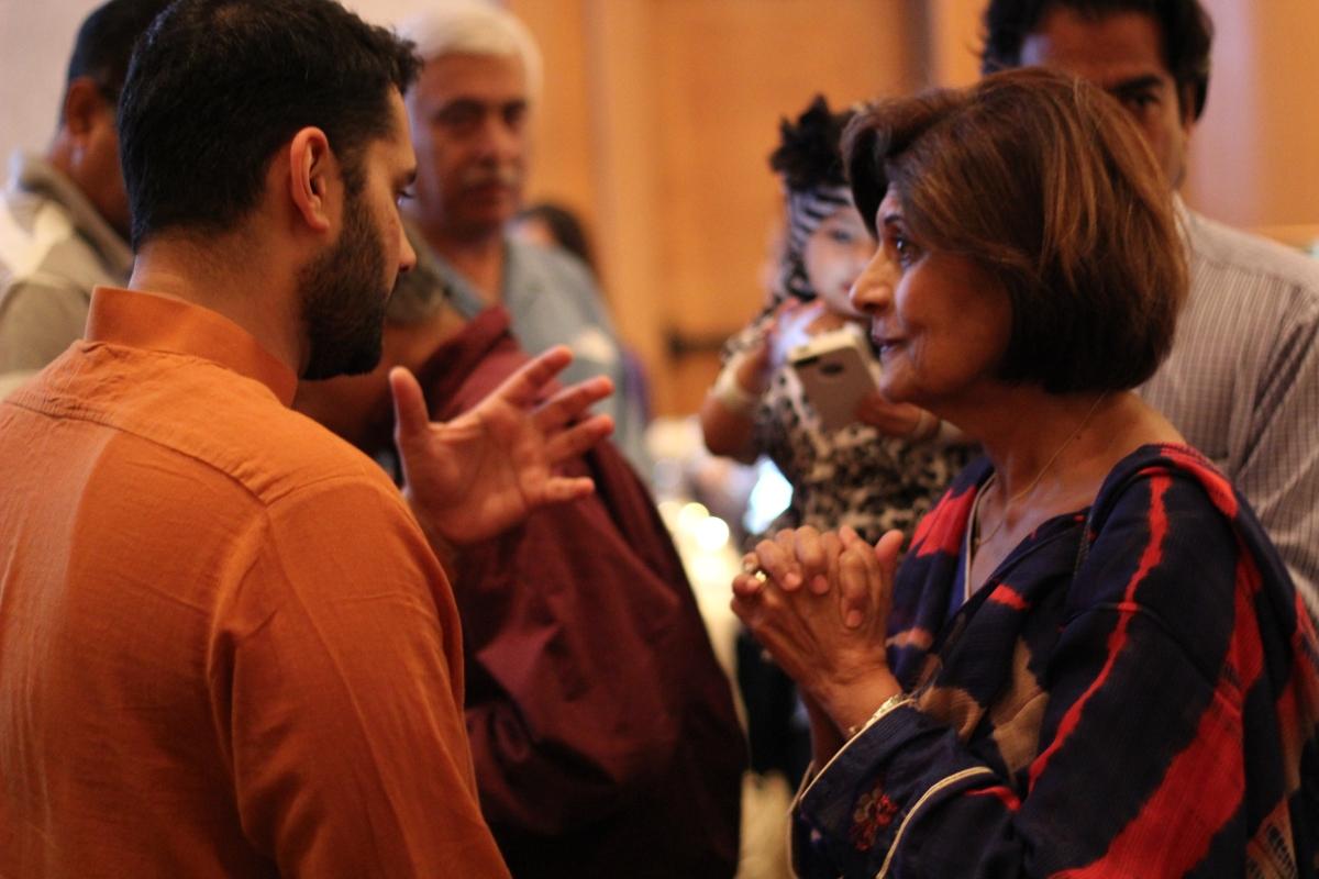 Pakistani activist shares concerns, seeks support in Phoenix